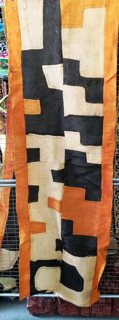 Long Kuba Cloth 7