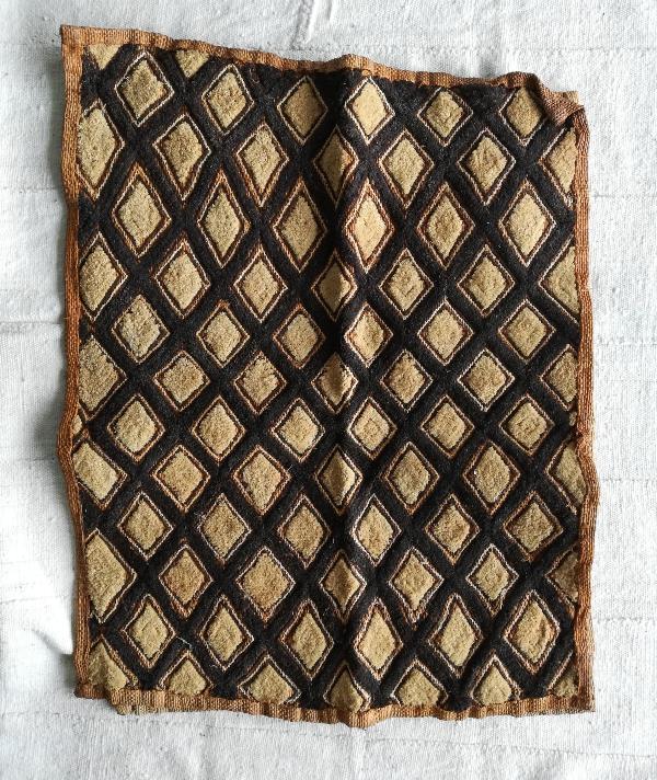 Kuba Cloth Squares 2