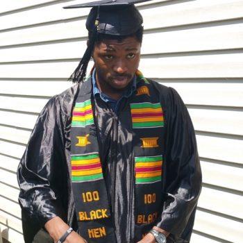 100 Black Men Kente
