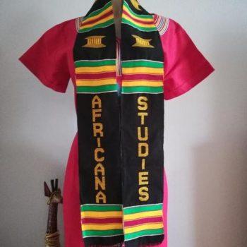 Africana Studies Kente Stole