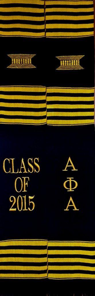 Alpha Phi Alpha-Class of 2018