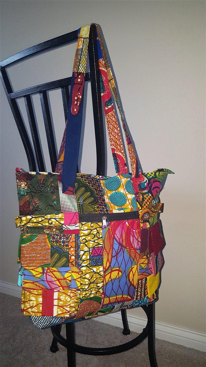 Fabric KABA Bag